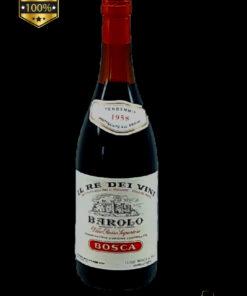 vin de colectie 1958
