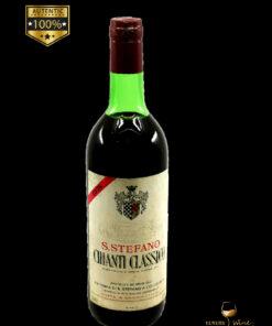 vin de colectie chianti 1978
