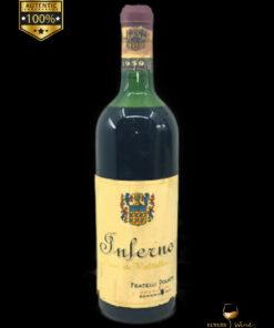 vin de colectie inferno 1959